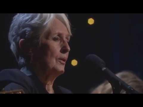 2017 Rock Hall Inductee Joan Baez & Guests Perform