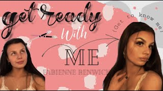 GET READY WITH ME | CHIT CHAT |FABIENNE RENWICK