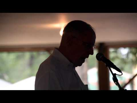 Former Mississippi Governor William Winter at the Neshoba County Fair, July 31, 2014