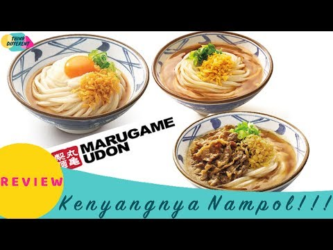 MARUGAME UDON REVIEW!