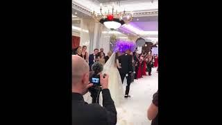 Сегодня 29.01.2018 свадьба Дмитрия Тарасова и Анастасии Костенко  ведущие Басков и Лопырева