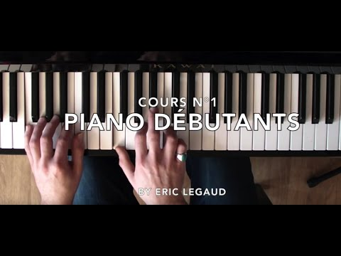 learn-to-play-piano---great-beginners-lesson,-easy-tutorial-(episode-1)-by-eric-legaud