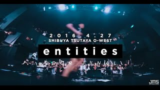 RIDDLE - entities tour FINAL at SHIBUYA O-WEST digest movie -