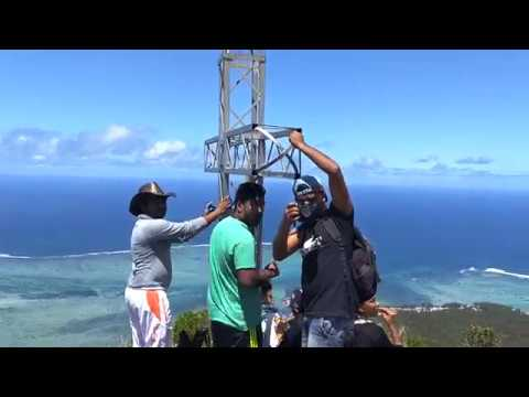 Le Morne Hike by Malayalees