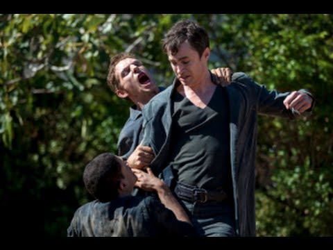 "Dominion After Show Season 1 Episode 3 ""Broken Places""   AfterBuzz TV"