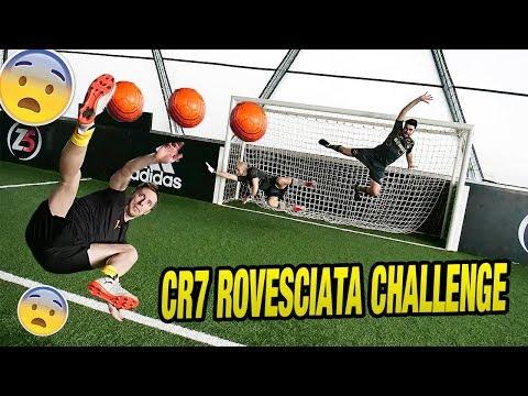 CR7 Rovesciata CHALLENGE - IMPOSSIBILE IMITARLO