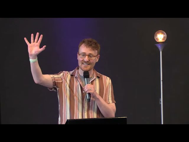 Cheltenham Elim Church Service - 18th July 2021
