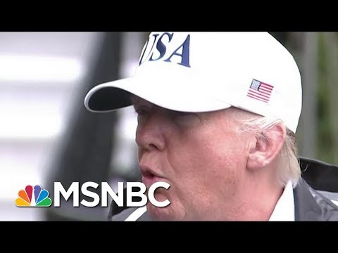 President Donald Trump: Paul Ryan And Mitch McConnell Agree With Us On DACA | Morning Joe | MSNBC