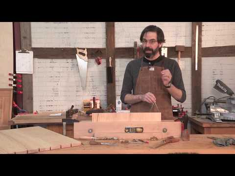 Laying Out Dovetails With Christopher Schwarz