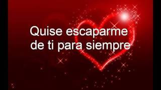 Mi Corazón Insiste - JenCarlos Canela (Con Letra) [Telemundo Telenovela]