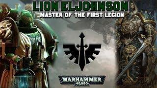 The Primarchs: Lion El