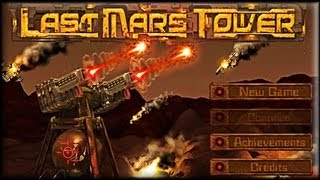 Last Mars Tower - Game Walkthrough (1-7 lvl)