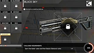 CAN'T BELIEVE I SAVED LAUNCHERS FOR LAST.. (Infinite Warfare Road to Black Sky)