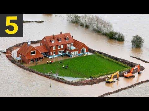 Top 5 Homemade Flood Barriers