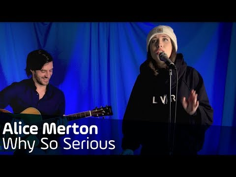 Alice Merton  Why So Serious  Unplugged  ANTENNE BAYERN