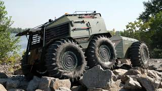 Sherp The Ultimate Survival Machine!