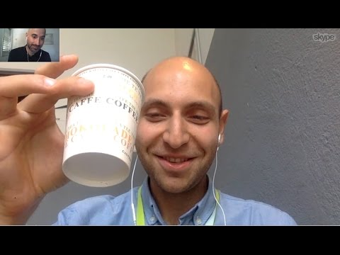 UX on Coffee / with Vitaly Friedman editor-in-chief of Smashing Magazine