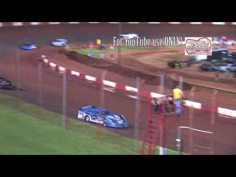 Dixie Speedway 8/12/17 Super Bomber Feature!