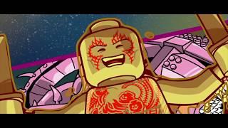 LEGO Marvel Super Heroes 2 GamePlay DLC Guardians of the Galaxy Vol. 2. - Sem comentários
