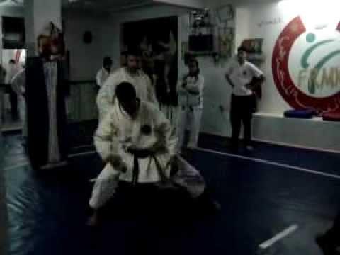 karate oujda club attahadi