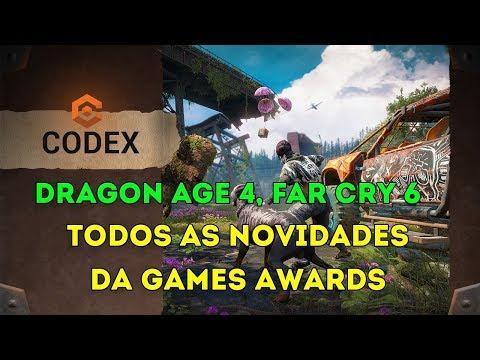 Todos as Novidades da Games Awards: Novo Dragon Age, Mortal Kombat 11, Far Cry New Dawn thumbnail