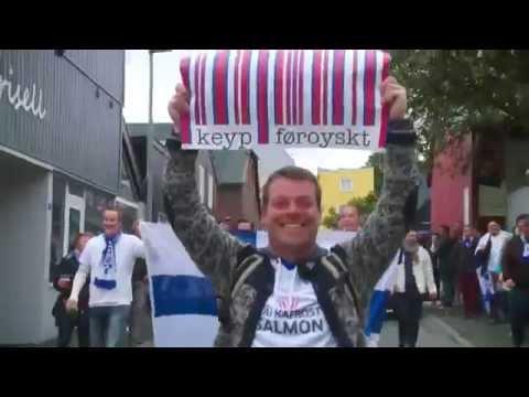 KEYP FØROYSKT - Finnar keypa eisini føroyskt