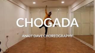 Chogada dance choreography | Loveratri | Garba | Darshan Raval
