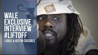 Exclusive: Wale Talks New Album, Jay Z