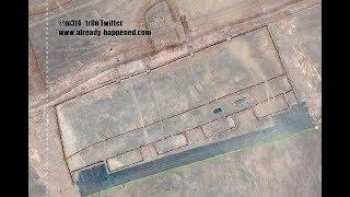 أمريكا تنشئ مطارا في قاعدة التنف العسكرية وقاسم سليماني يستعد لهجوم باتجاه دير الزور