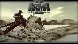 ArmA 2: PMC - Operation Black Gauntlet| Part 1 | Co-op | The Good ol