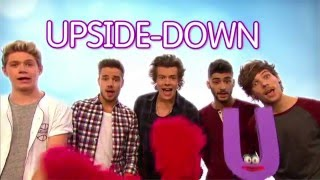 Repeat youtube video Sesame Street: Episode #4510: One Direction U Is Useful (HBO Kids)