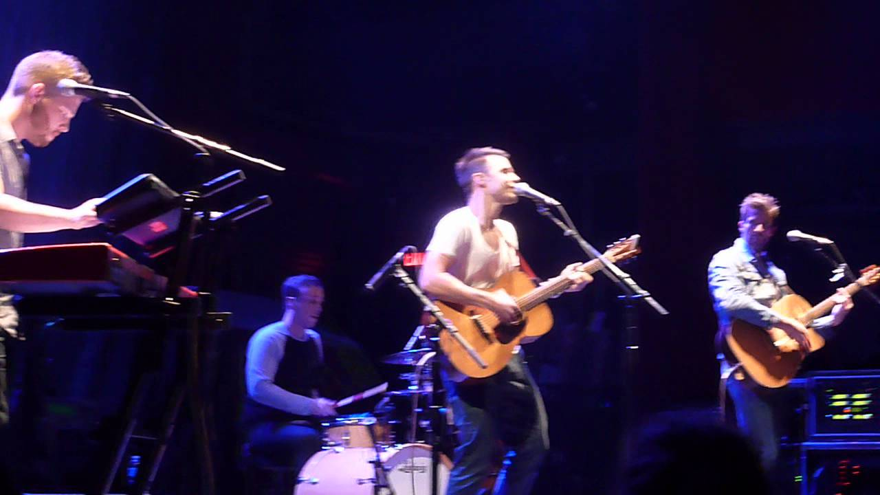 Kris Allen - Better With You - Fillmore Silver Spring, 10 ...