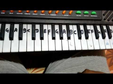 ye to sach hain ki bhgwaan hain piano...