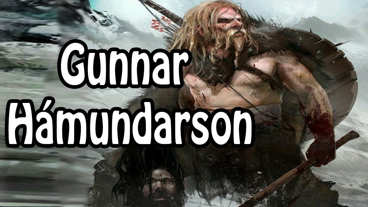 Gunnar Hámundarson: The Invincible Viking (Viking History Explained)