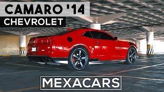 Chevrolet Camaro 2014 Review Express - ¿Un deportivo para el diario?   MEXACARS
