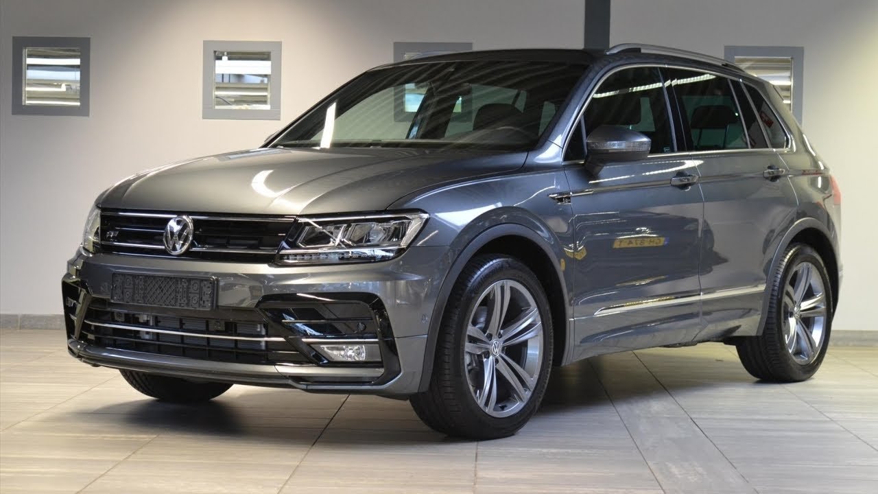 volkswagen tiguan 1 4 tsi 125pk comfortline business r r line active info disp youtube. Black Bedroom Furniture Sets. Home Design Ideas
