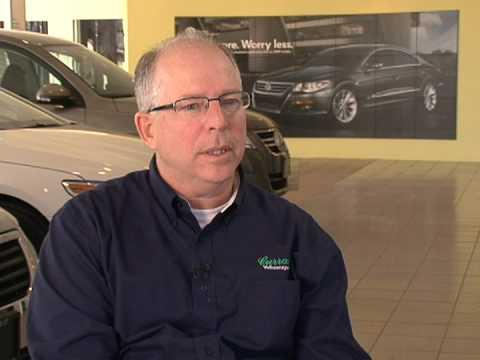 Curran Volkswagen talks about Cobalt's ProCare, Owner Marketing, and their VW dealer website