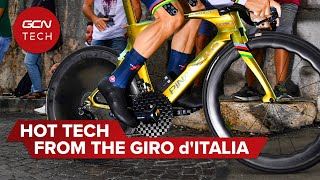 The Hottest Bike Tech From The 2020 Giro d'Italia