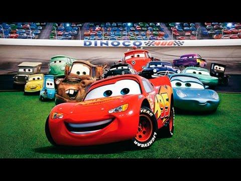 CARS DISNEY PIXAR EN