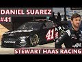 2024 NASCAR Cup Series Champion? Daniel Suarez to the #41 Stewart Haas Racing Ford in 2019