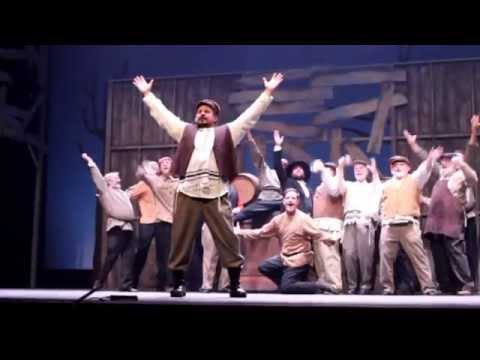 Royal City Musical Production's FIDDLER ON THE ROOF