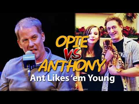Opie vs Anthony - Younger Women (With...