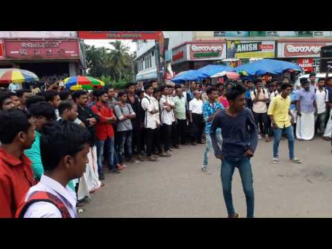 DYFI THEATERE STRIKE ADOOR FLASH MOB