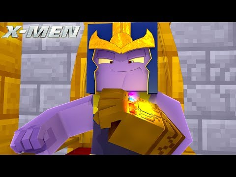 RETRIEVING THE TIME GEM FOR THANOS! X-MEN SCHOOL