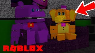 Finding The Badge of Mediocrity in Roblox Ultimate Custom Night RP