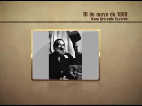 TVes.-  10 de mayo de 1889 nace el pintor Armando Reverón