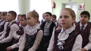 День открытых дверей в Доскинской школе.
