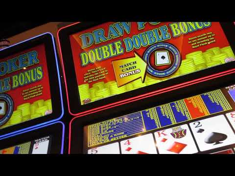 """Video Poker Play At Ilani Casino """""""