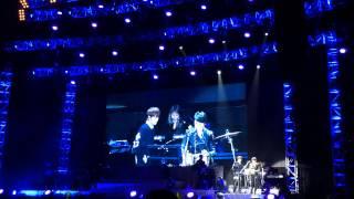 鬼打牆+鬼混+介紹樂手+玩具槍與玫瑰 - 黃鴻升愛進化世界巡迴演唱會香港站(8)