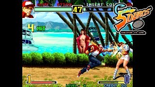 """THE KING OF FIGHTERS SPECIAL EDITION 2004 (KOF 2002 HACK) - """"CON 5 DUROS"""" Episodio 773 (1cc) (CTR)"""